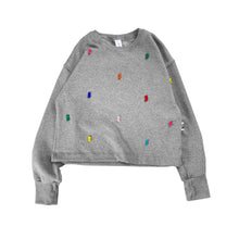 Load image into Gallery viewer, Confetti Jumper - Grey