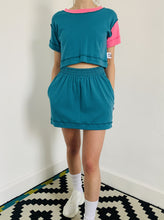 Load image into Gallery viewer, cropped-coloupop-tee-teal