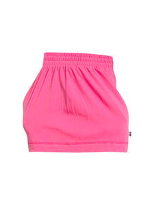 Summer Skirt - Hot Pink