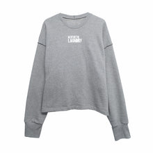 Load image into Gallery viewer, Logo Jumper - Grey