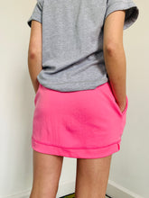 Load image into Gallery viewer, pink-skirt-back