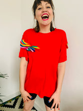Load image into Gallery viewer, red-tassel-tee