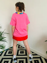 Load image into Gallery viewer, Serge Elements Tee - Hot Pink