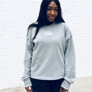 Logo Jumper - Grey