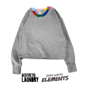 Serge Elements Jumper - Grey