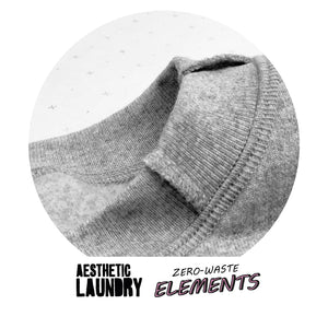Serge All Grey Elements Jumper - Grey