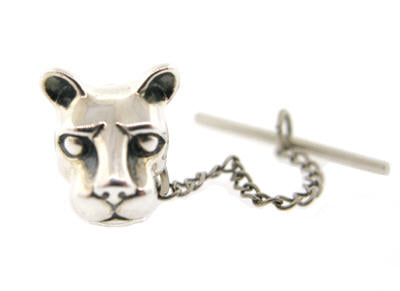 Nittany Lion Head Tie Tack