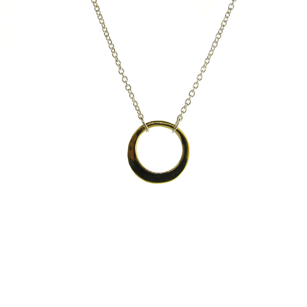 Little Ring  Necklace