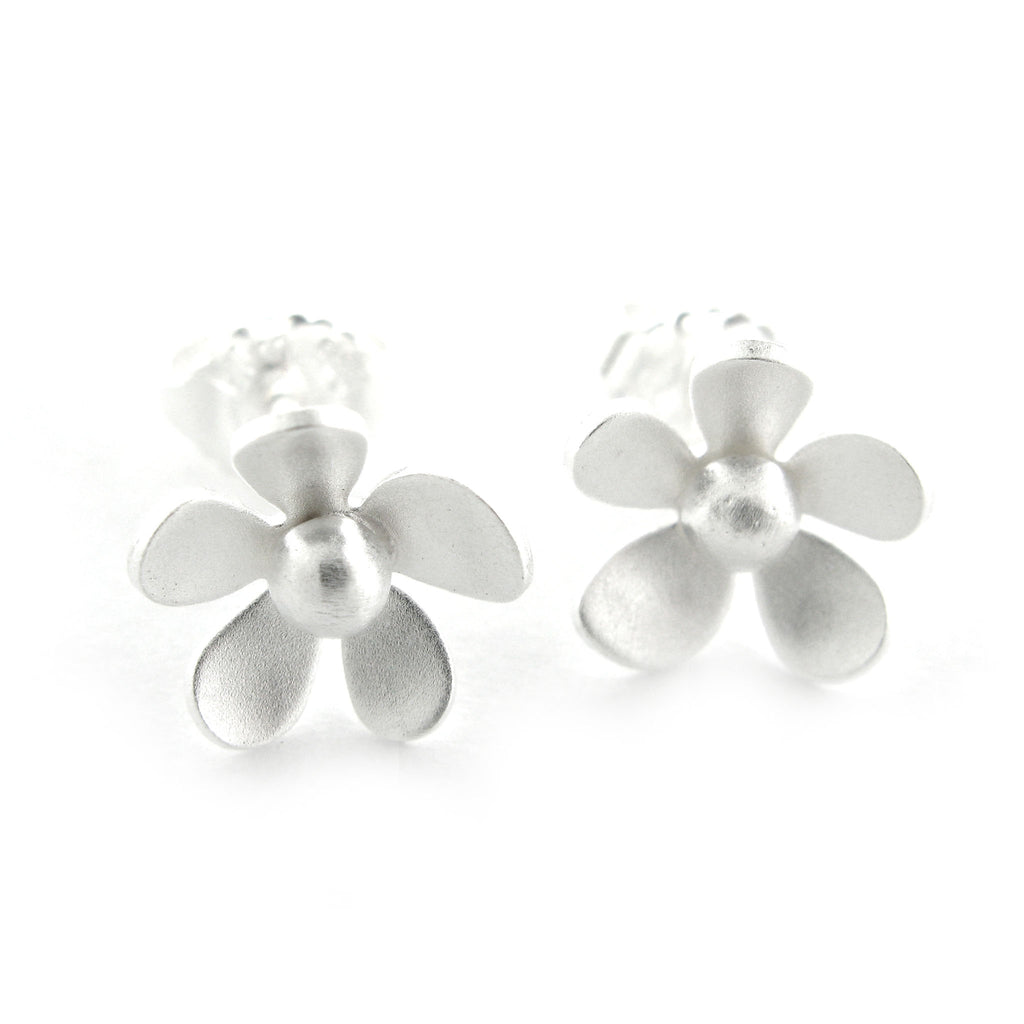 """Forget me not"" stud earrings by Kelim"