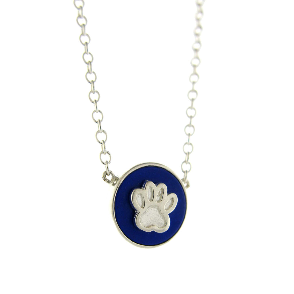 "Paw Print ""Dream"" Necklace"