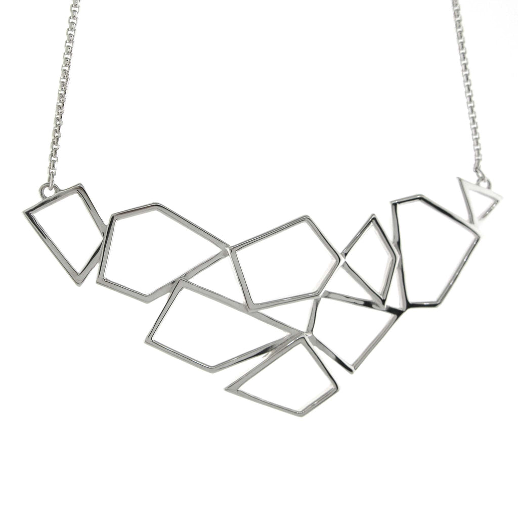Prism Necklace by Zina