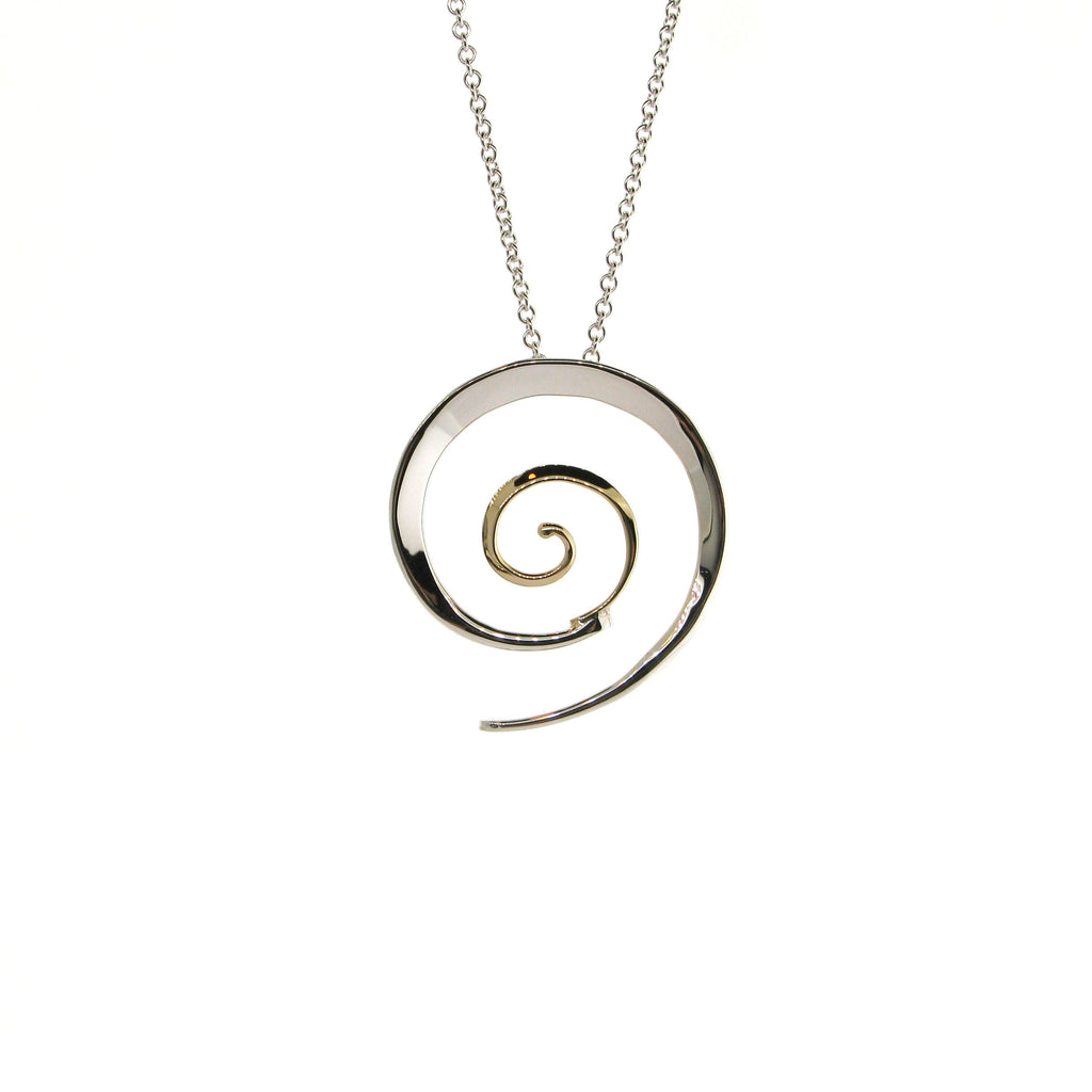 Snail Necklace