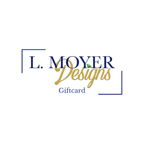 L. Moyer Designs Gift Card