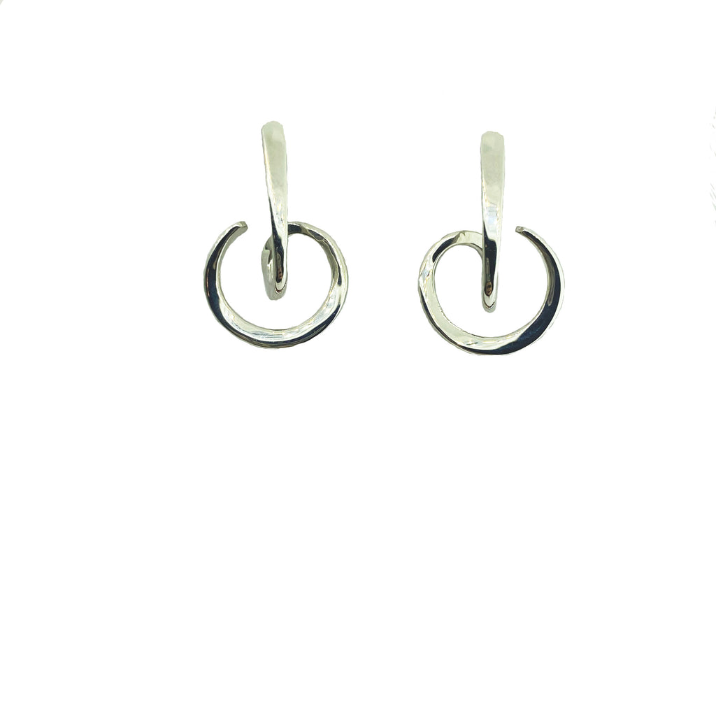 Looping Circles Earring