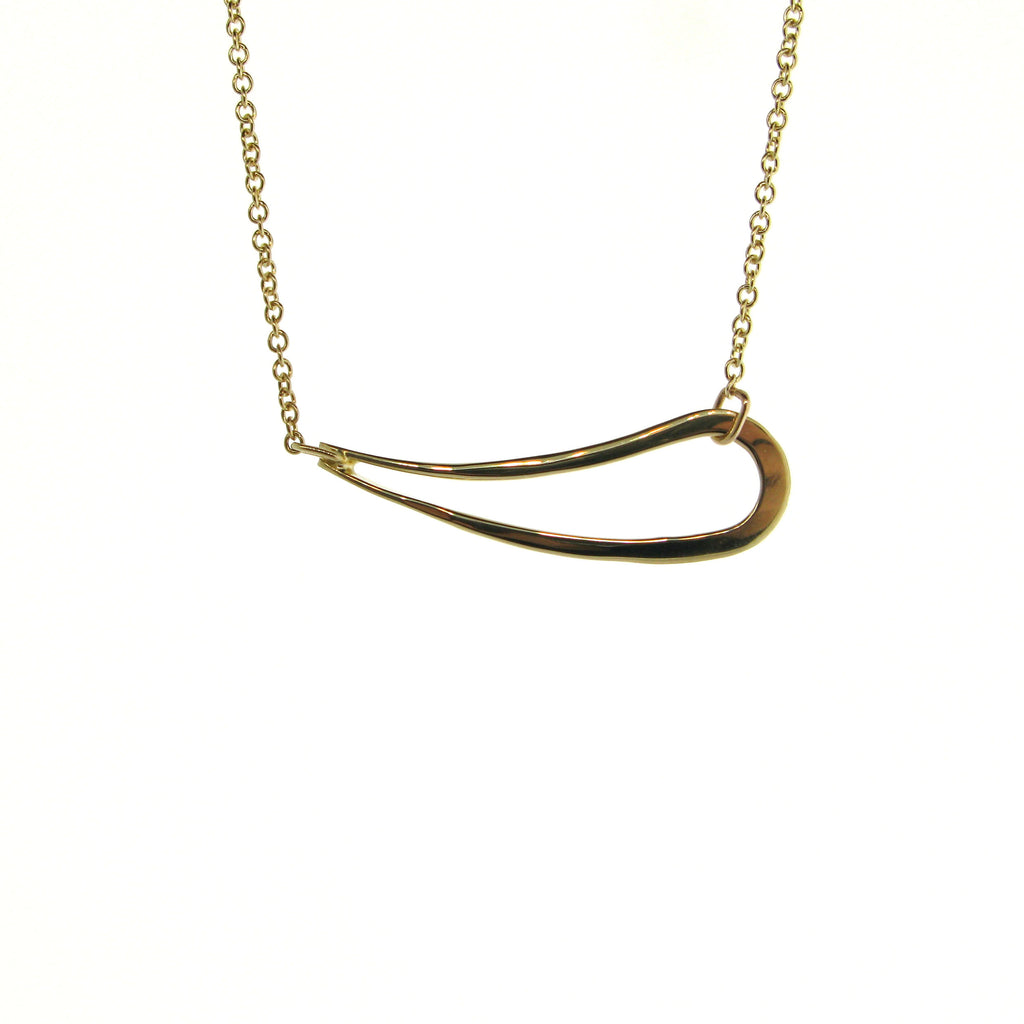 Little Swoop Necklace
