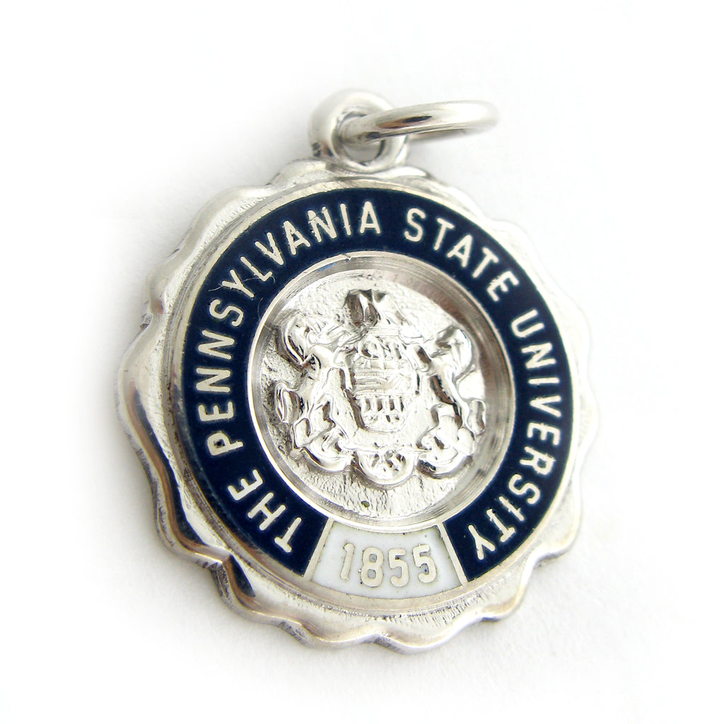Pennsylvania State University Seal Charm