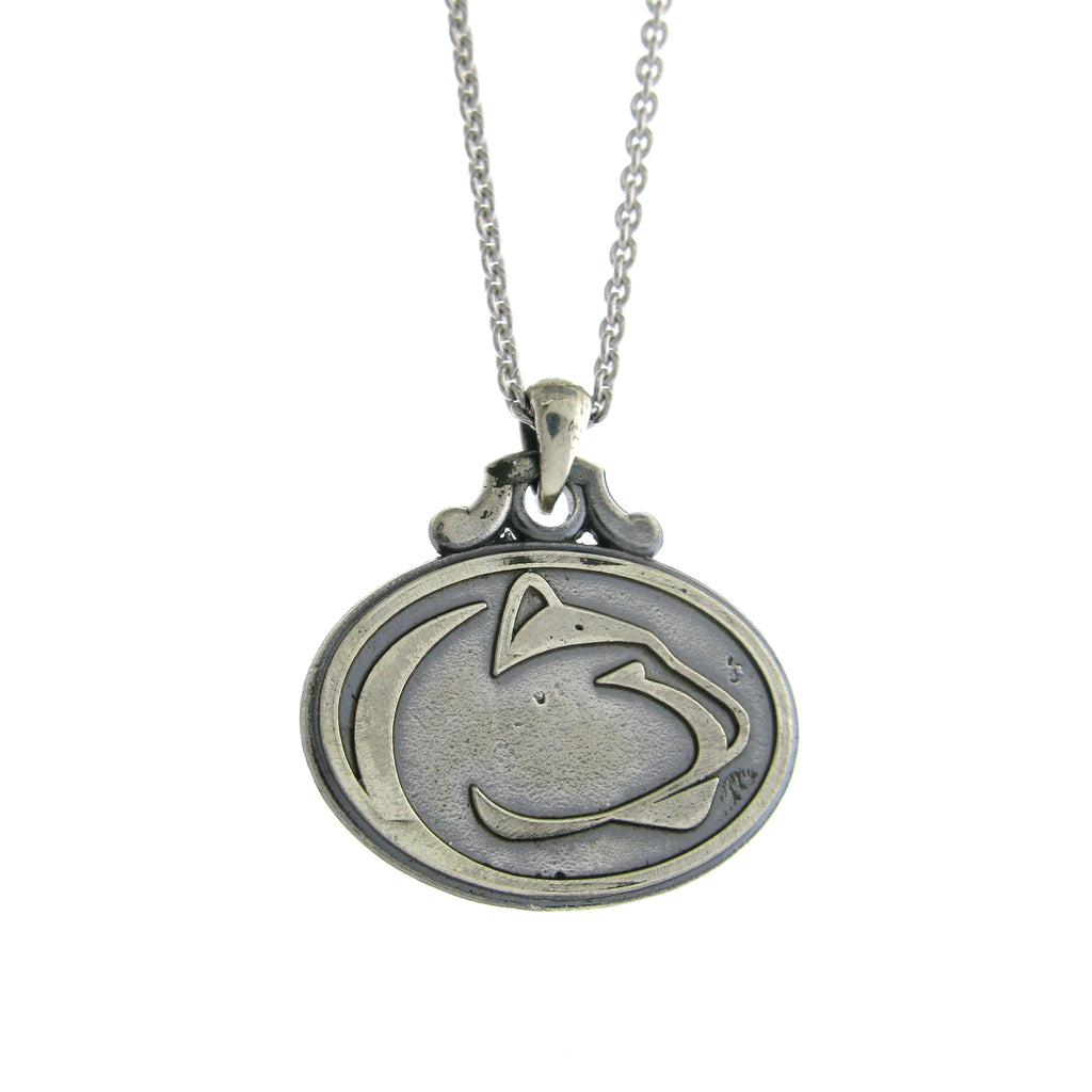 Reversible Lion Logo/We Are Necklace