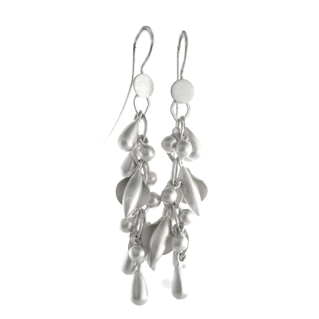 """Wysteria"" earrings by Kelim"