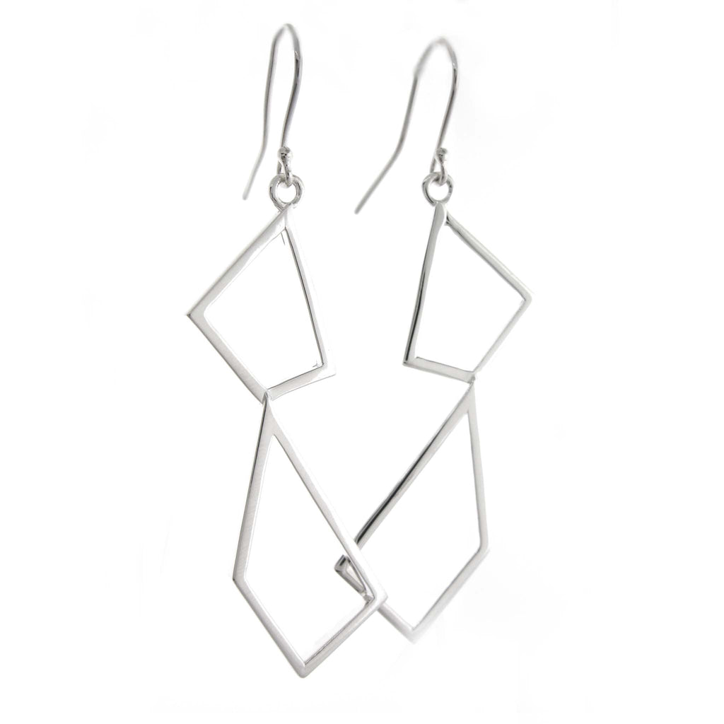 Prism Drop Earrings by Zina