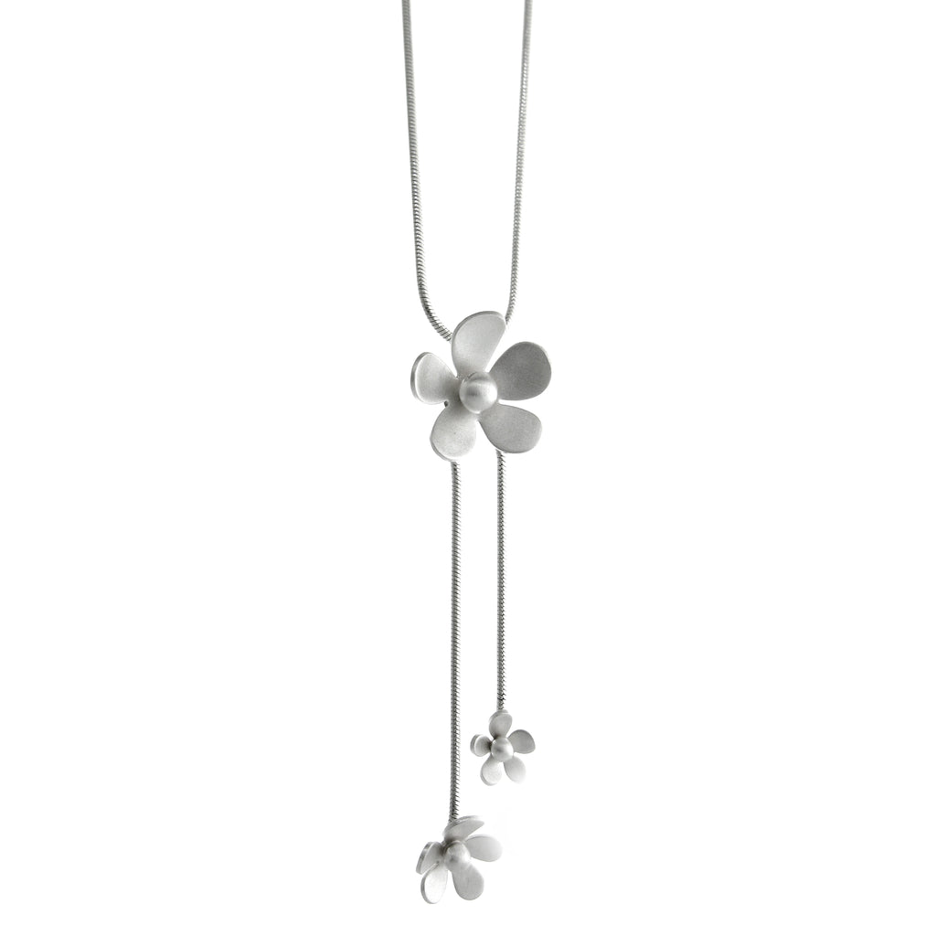 """Forget Me Not"" Necklace by Kelim"