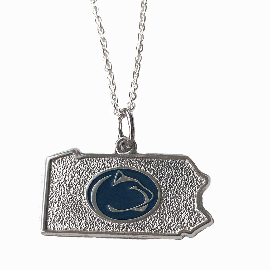 PA Lion Logo Necklace
