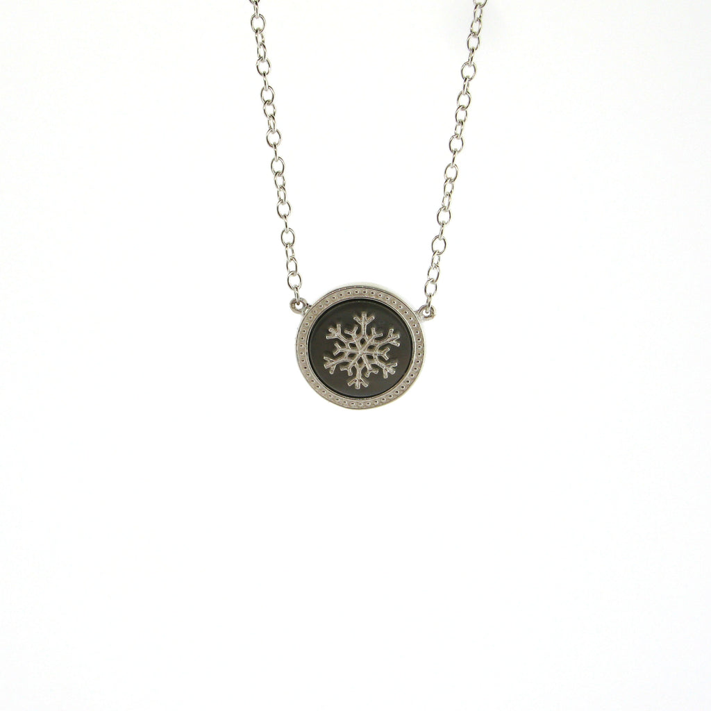 "Snowflake ""Dream"" Necklace"