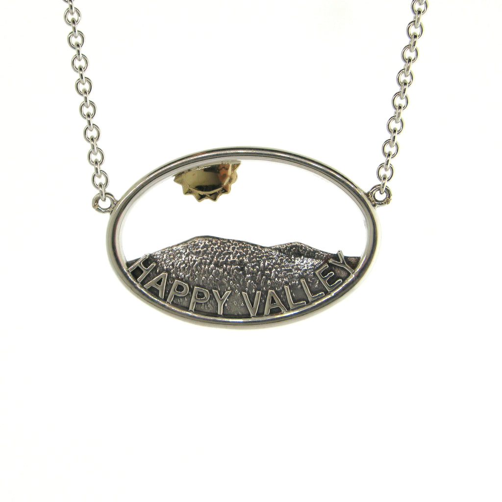 Happy Valley Necklace - 2 Tone