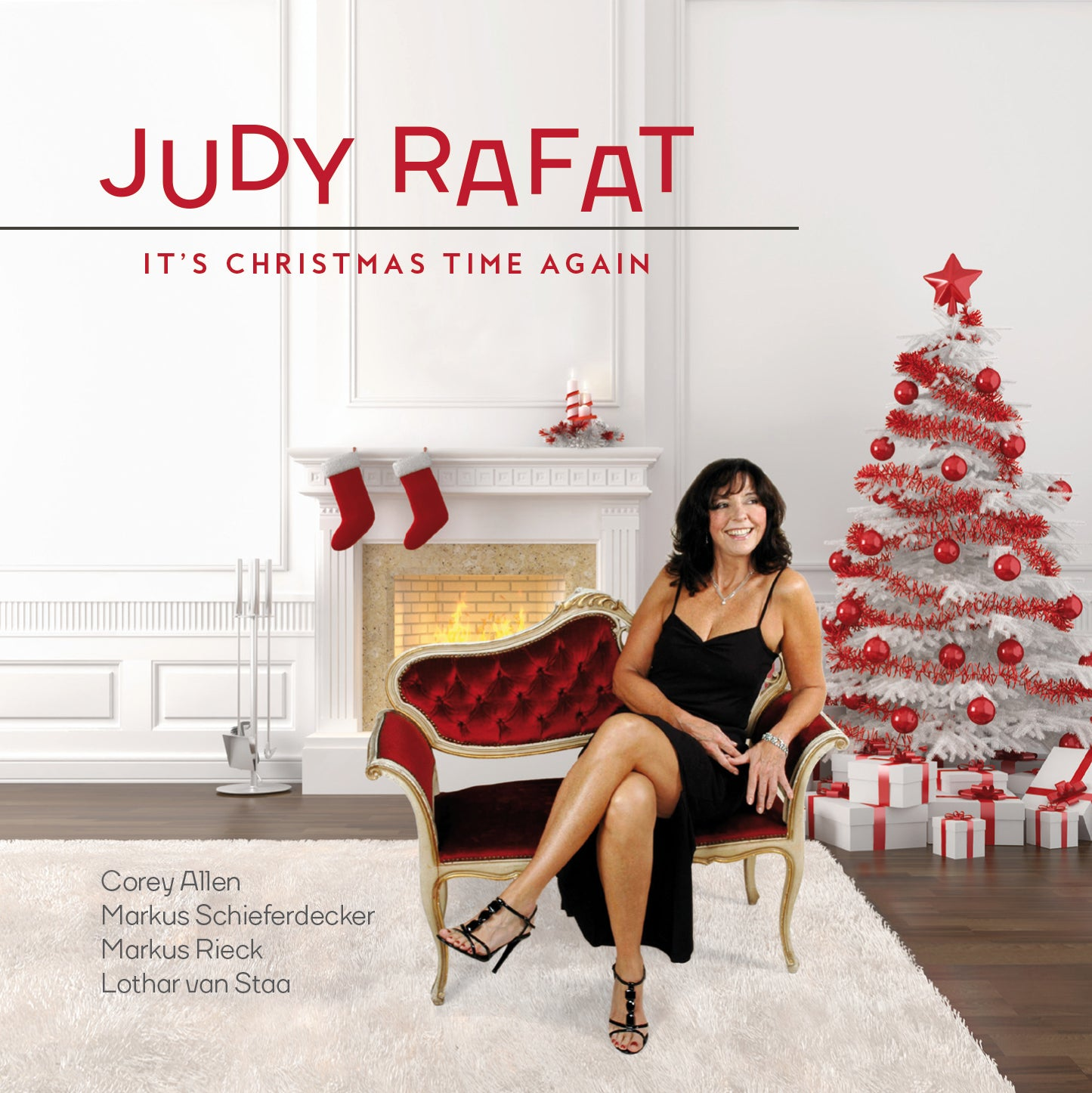 It\'s Christmas Time Again (whole album) - Judy Rafat