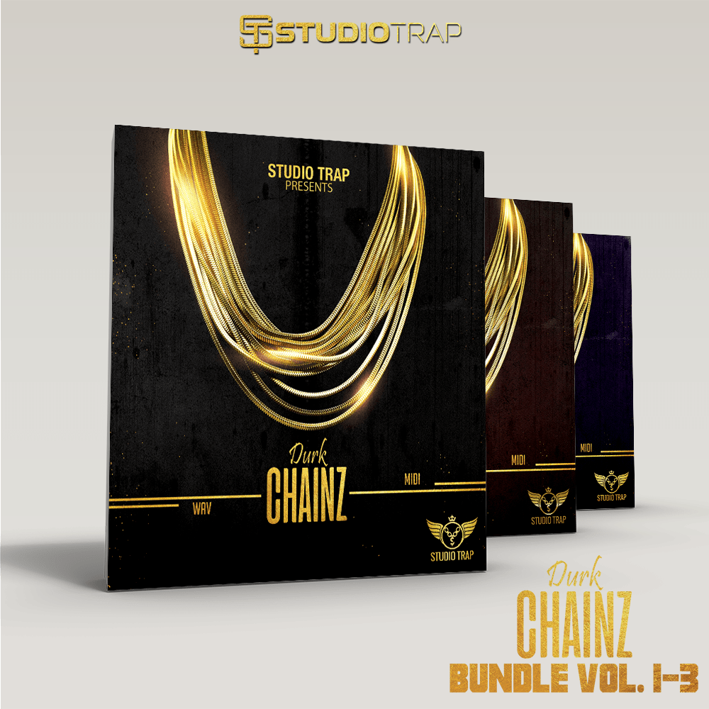 DURK CHAINZ BUNDLE (Vol. 1-3)