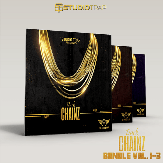 DURK CHAINZ BUNDLE - studiotrapsounds