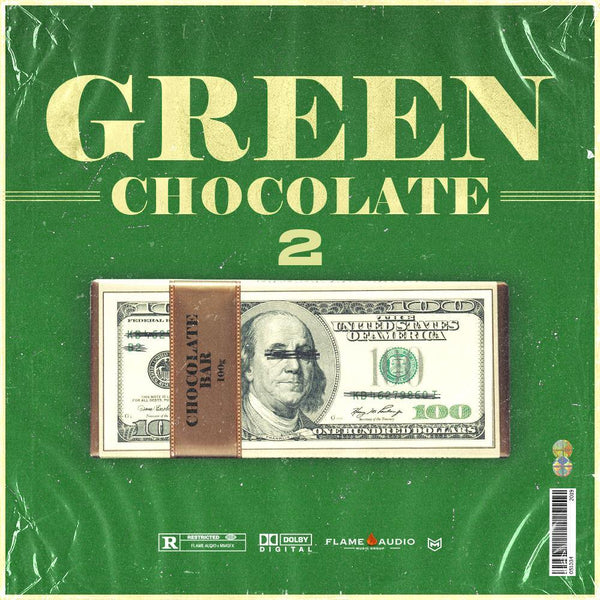 GREEN CHOCOLATE 2 - studiotrapsounds