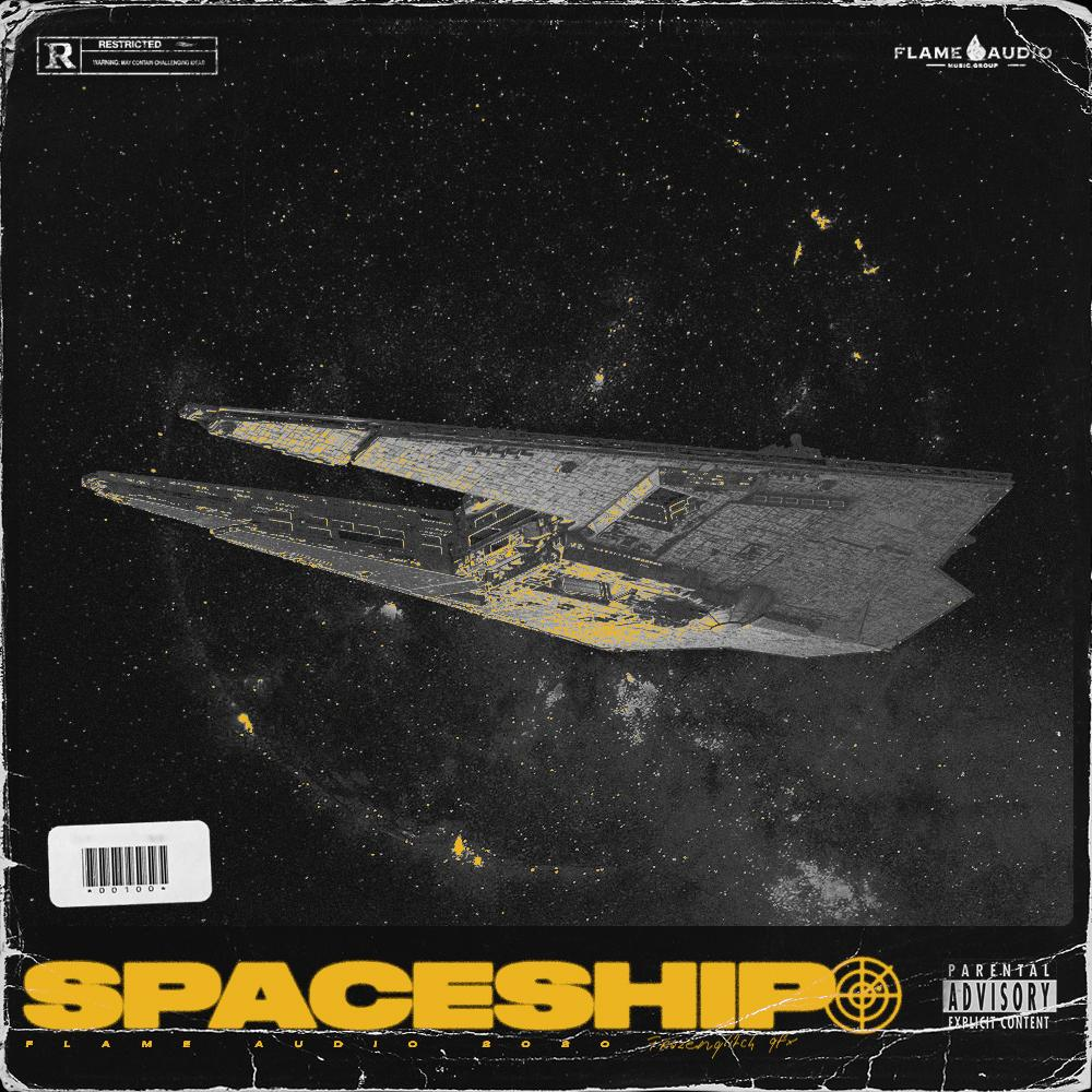 SPACESHIP - Studio Trap