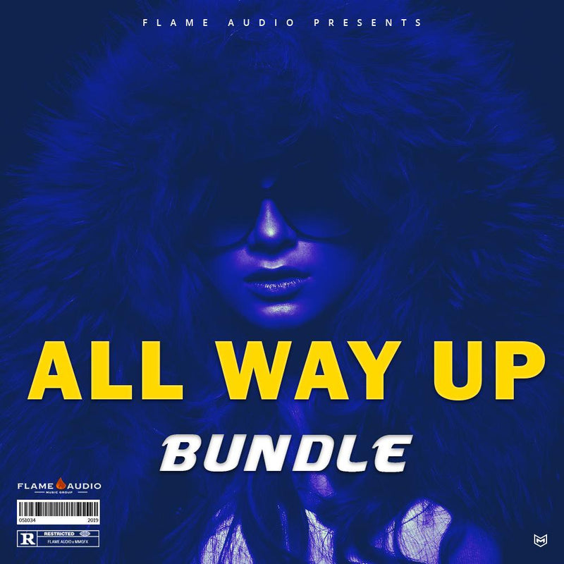 ALL WAY UP (BUNDLE) - Studio Trap