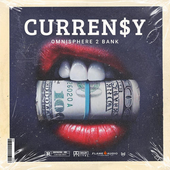CURRENCY (Omnisphere Bank) - studiotrapsounds