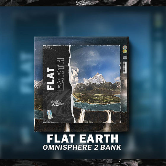FLAT EARTH (Omnisphere Bank) - studiotrapsounds