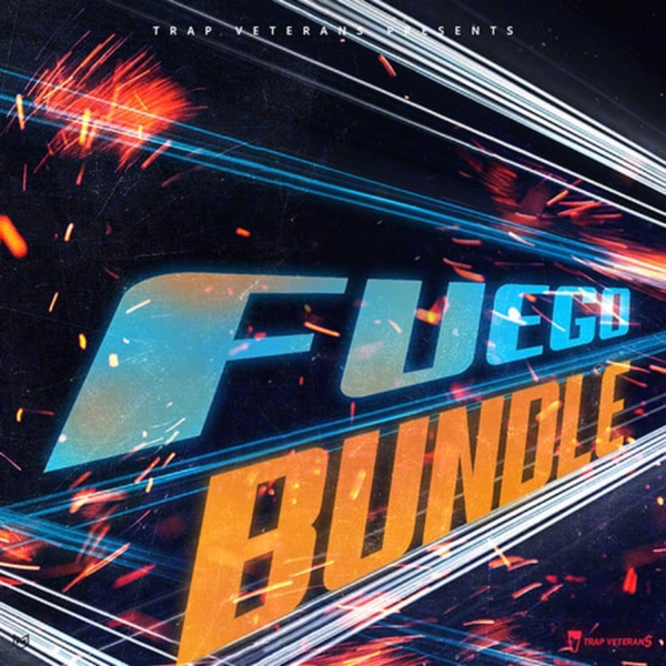 FUEGO BUNDLE - studiotrapsounds