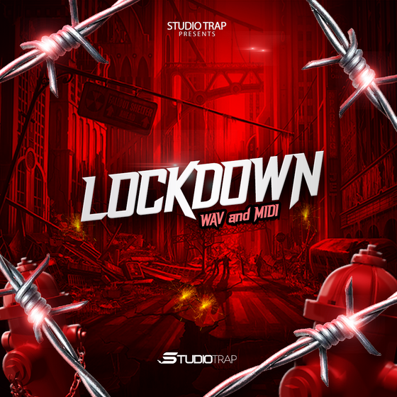 LOCKDOWN - studiotrapsounds