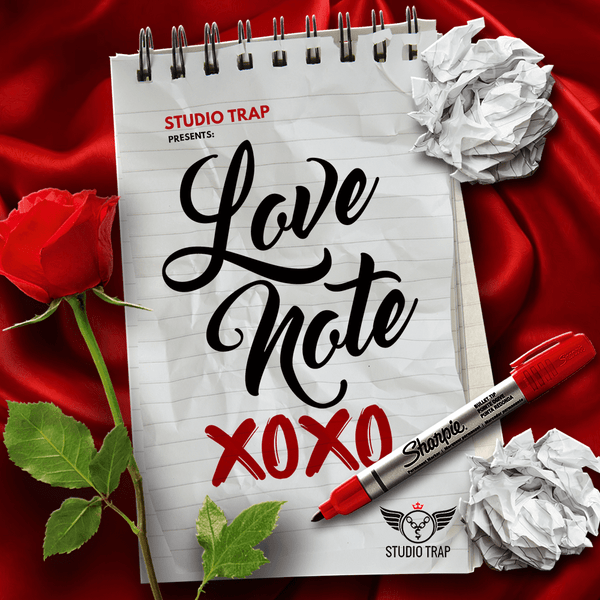 Love Note (Loop Kit) - Studio Trap