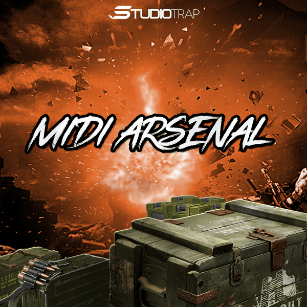 Midi Arsenal - studiotrapsounds