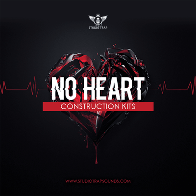 No Heart - studiotrapsounds