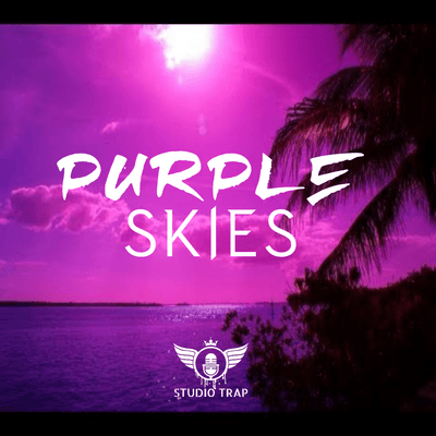 Purple Skies - studiotrapsounds