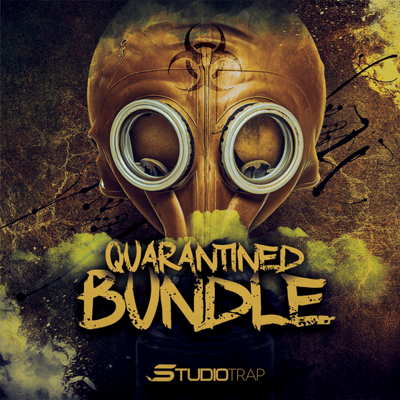 QUARANTINED BUNDLE - studiotrapsounds