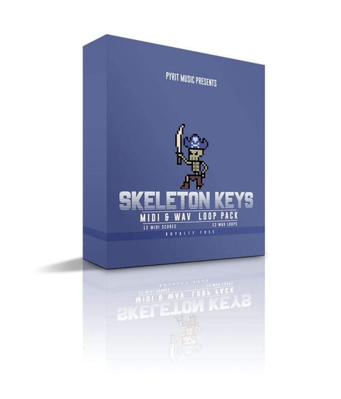 Skeleton Keys - studiotrapsounds