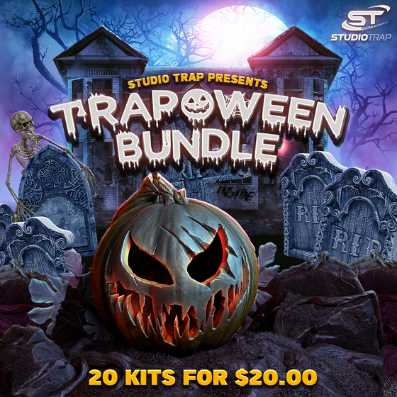 TRAPOWEEN BUNDLE - Studio Trap