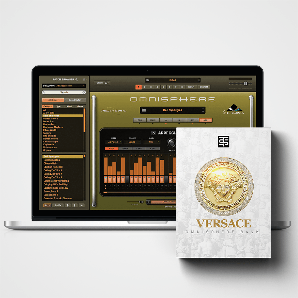 VERSACE (Omnisphere Bank) - Studio Trap