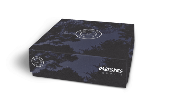 Dark Skies (Loop Kit) - studiotrapsounds