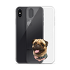 Custom Transparent Pet Print Phone Case