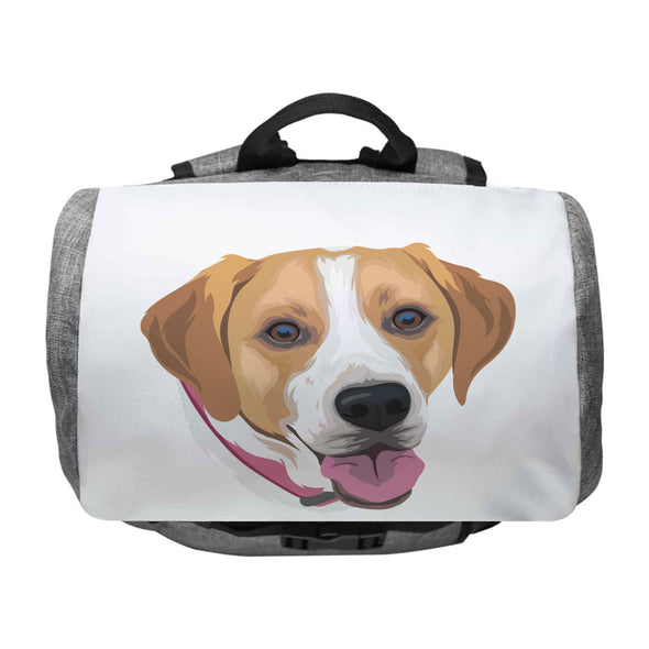 Custom Pet Print BackPack