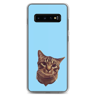 Custom Pet Print Samsung Case