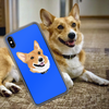 Buy The Pets Print - Dog Portrait | Custom Pet Phone Cases | Printed Pets